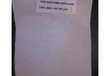 Tesatura doc alb costume populare