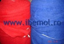 Tesatura Molton calitatea 1 rosu, albastru 1.5mx50 m